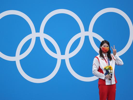 Китайская пловчиха Юфей установила рекорд на дистанции 200 м