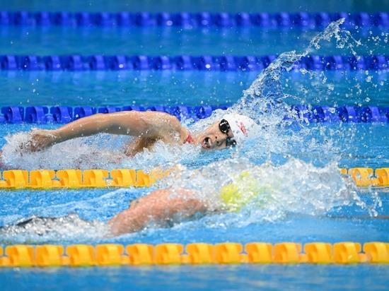 Китаянки выиграли эстафету 4 по 200 вольным стилем с мировым рекордом