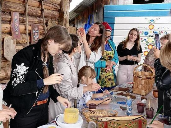 В Тюмени запустили Школу Сибирских ремесел «Путь традиции»
