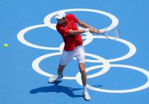 Олимпийский комитет России направил обращение в Международный олимпийский комитет по поводу провокационного вопроса чилийского журналиста в адрес российского теннисиста Даниила Медведева
