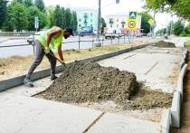В 2021 году в городском округе Серпухов по поручению губернатора Московской области Андрея Воробьева запланирован и уже реализуется рекордный объем дорожных работ