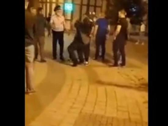 В Крыму в Симферополе в ночь с 28 на 29 июля произошла массовая драка, в которой участвовали уроженцы Чечни и несколько местных молодых людей