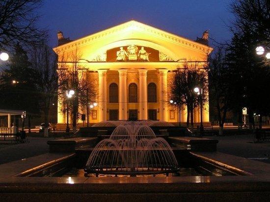 Здание драмтеатра в Калуге на два дня превратят в арт-объект