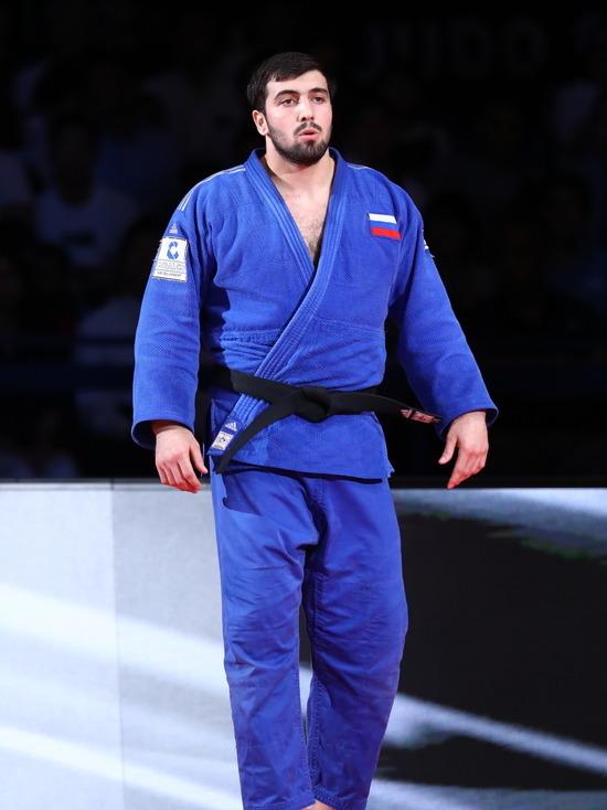 Нияз Ильясов завоевал бронзовую медаль в дзюдо