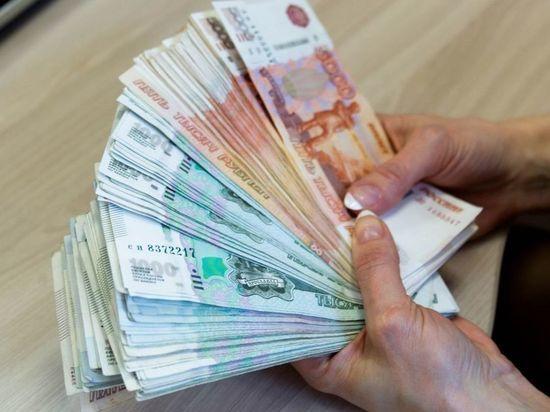 В Омской области стало меньше фальшивых купюр