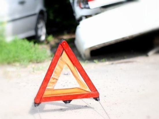 В Пензенской области при столкновении с автобусом погиб водитель легковушки
