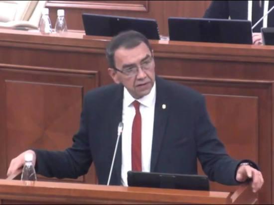 Молдавия отозвала посла Головатюка из России из-за сексуального скандала