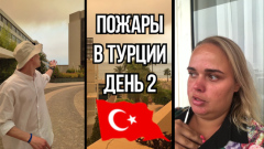 """""""На пляж падал пепел"""": российские туристы описали пожары в Турции"""