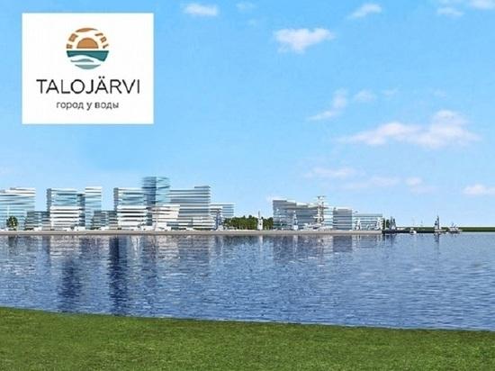 «Талоярви» - такое название получил будущий микрорайон на берегу Онего