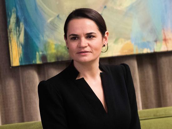 Светлана Тихановская встретилась с президентом США Джо Байденом