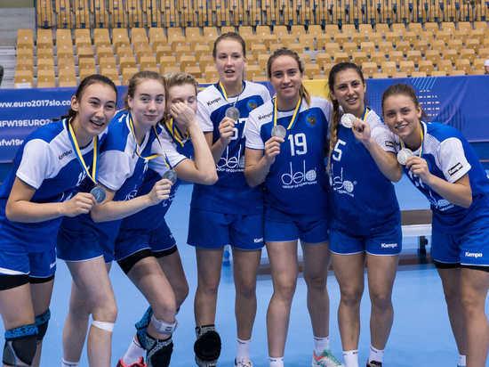 Российские гандболистки одержали первую победу на Олимпиаде