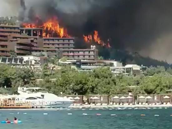 Российские туристы описали катастрофу