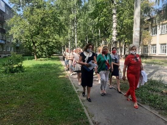 Участники экскурсии посмотрели Дом кружевниц, бульвар Пирогова и другие объекты