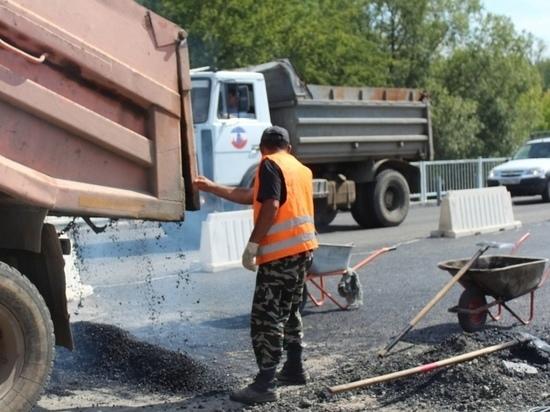 В Йошкар-Оле завершается ремонт моста через реку Шою