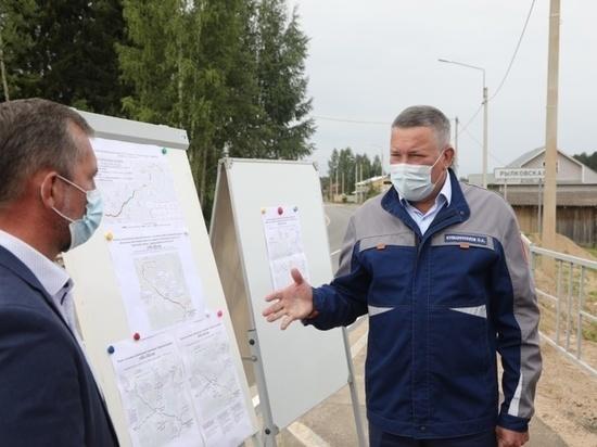 Восстановление дорожно-транспортной сети – один из вопросов, поднятых на заседании градсовета в Тарноге