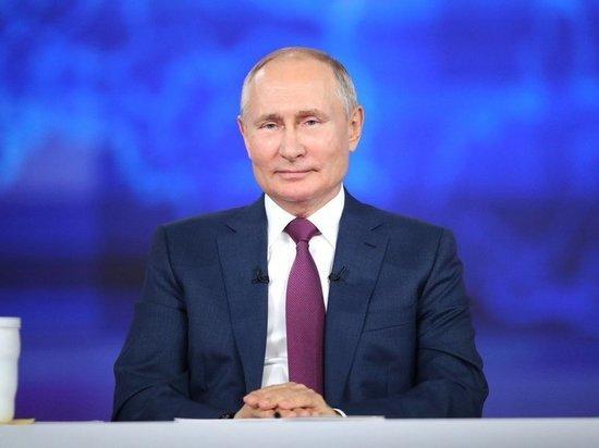 Путин обратился к российским рапиристкам