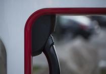 В Красноярске появилась зарядная станция, при помощи которой можно зарядить электромобиль за полчаса