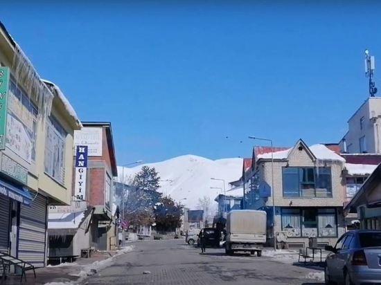 На фоне пожаров в Турции произошло землетрясение