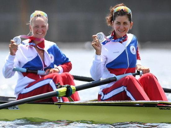 Губернатор поздравил тверских спортсменов с Олимпийской медалью