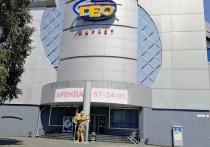 Пункт вакцинации на площади 230 кв. метров открыли в барнаульском ТЦ «Геомаркет»