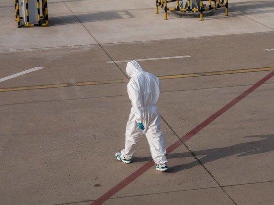 В КНР рассказали, что вспышка коронавируса в Нанкине началась c инфицирования уборщицы
