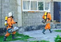 После страшного наводнения в Сочи провели учения спасателей