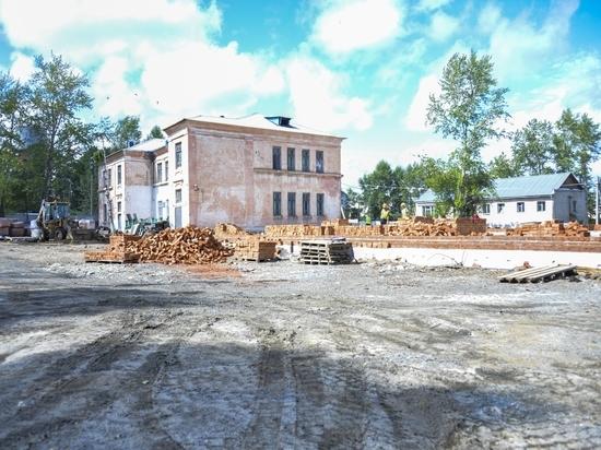 Подрядчик ускорит строительство яслей в Магдагачах
