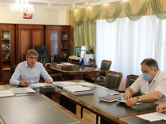 В Туле прошло совместное заседание антитеррористической комиссии и оперативной группы