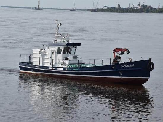 Передача маломерного судна властям Якутии прошла в областном центре