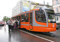 С 20:00 31 июля до 8:00 1 августа будет производиться замена трамвайных путей по участку от Железнодорожного вокзала до Трамвайного депо