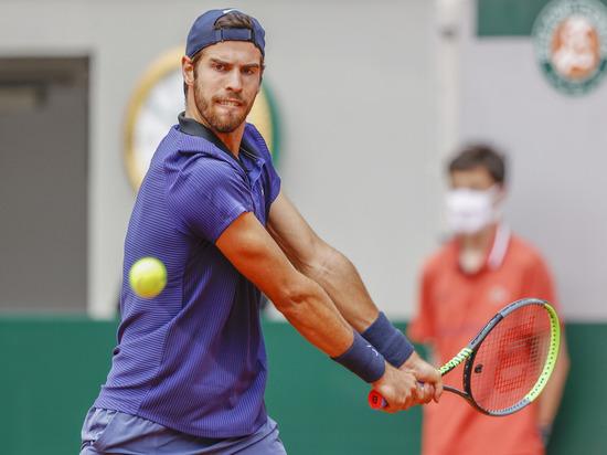 Теннисист Хачанов отомстил за Медведева и вышел в финал