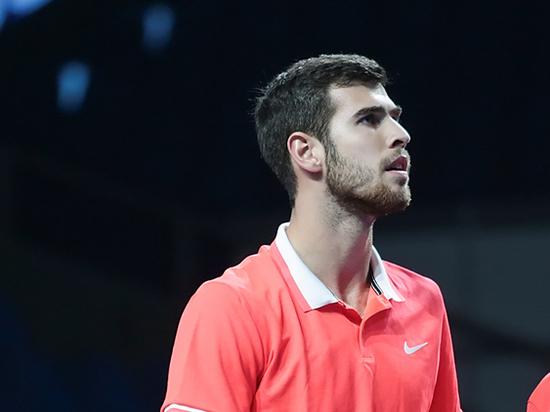 Россиянин Хачанов вышел в финал олимпийского турнира по теннису