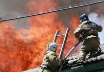 За минувшие сутки в Алтайском крае потушили 38 пожаров