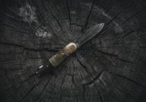 Житель Ноглик справился с молодежью с помощью ножа