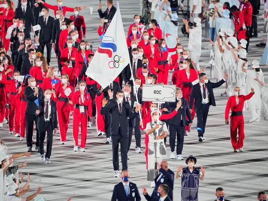 И предлагают поднять для них флаг после возвращения из Токио