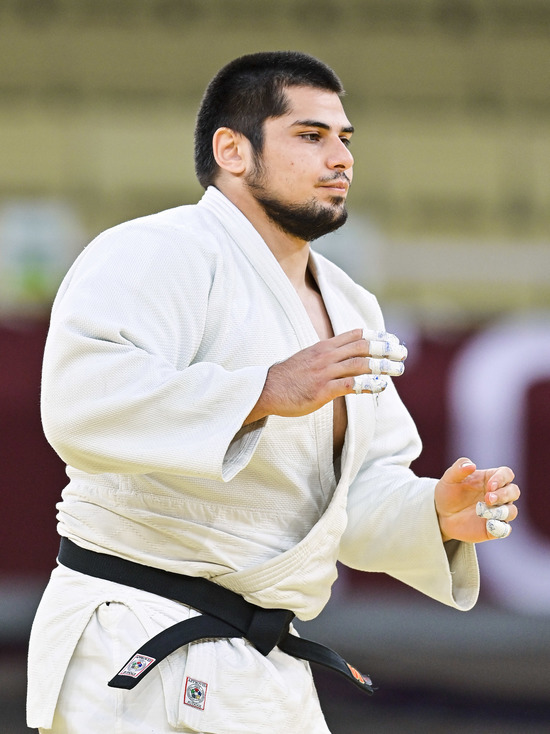 Российский дзюдоист Башаев взял бронзу в весе свыше 100 кг