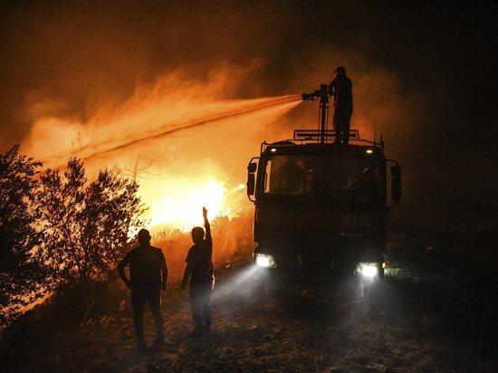 В поджогах заподозрили курдских сепаратистов