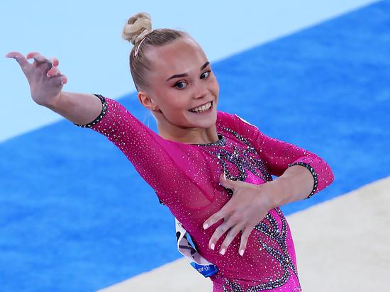 Олимпийская чемпионка Ангелина Мельникова – теперь и «бронзовый» призер Олимпийских игр в личном многоборье