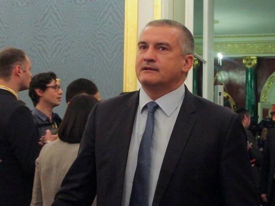 Аксенов: из-за ливней Крыму больше не грозит дефицит воды