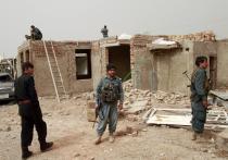"""Боевики радикального движения """"Талибан"""" (признан террористической организацией и запрещён в РФ) развивают наступление на позиции правительственной армии Афганистана"""