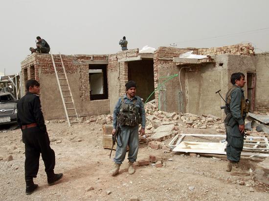 Вашингтон раздумывает об эвакуации из Афганистана своих местных помощников