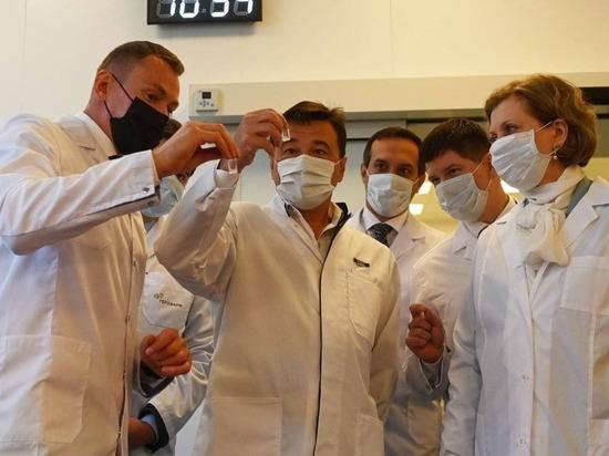 В Серпухове начали выпускать вакцину от ковида «ЭпиВакКорона»