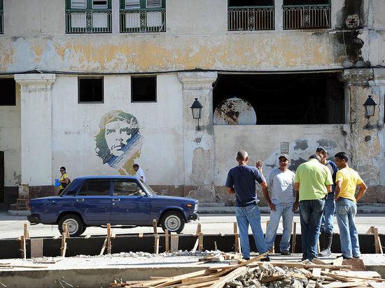США ввели санкции против полиции Кубы