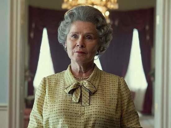 Актриса из «Гарри Поттера» Имельда Стонтон появится в сериале «Корона»
