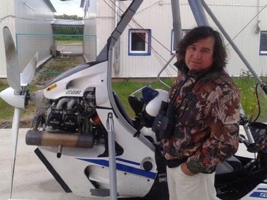 Известный российский каскадер Шилов пострадал во время посадки паралета под Новосибирском