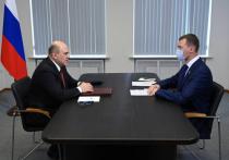 Двусторонняя встреча Михаила Мишустина и Михаила Дегтярева состоялась на Комсомольском-на-Амуре авиационном заводе имени Ю