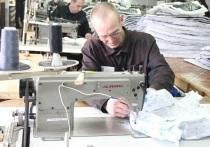 Югорских осужденных привлекают к швейному производству