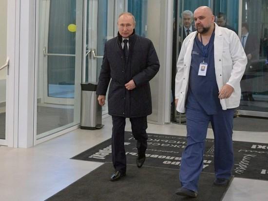 Главврач больницы в Коммунарке Денис Проценко прокомментировал периодически появляющиеся слухи о возможном введении нового локдауна в Москве из-за пандемии коронавируса