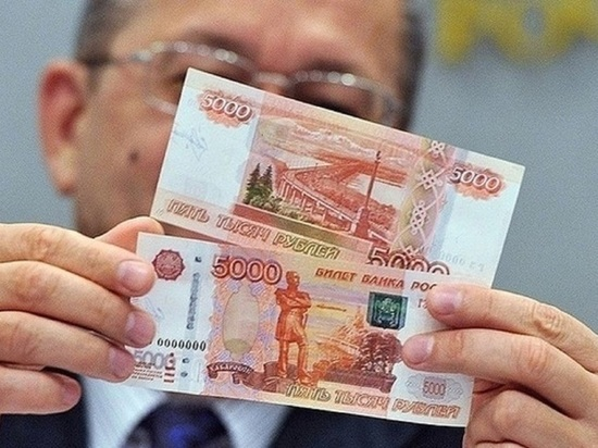 Количество фальшивых купюр в Ивановской области снизилось