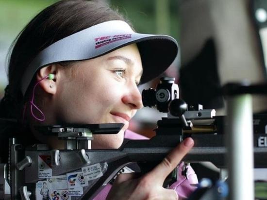 Красноярка завоевала серебро в стрельбе из винтовки на ОИ в Токио
